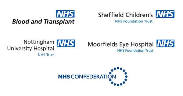 Azeus Convene's NHS clients
