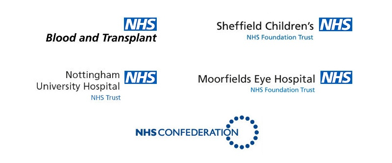 Convene's NHS Clients